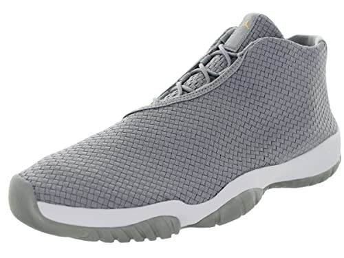 new concept 10906 312ab Nike Air Jordan Future - Wolf Grey Wolf Grey-White Trainer Size 7 UK