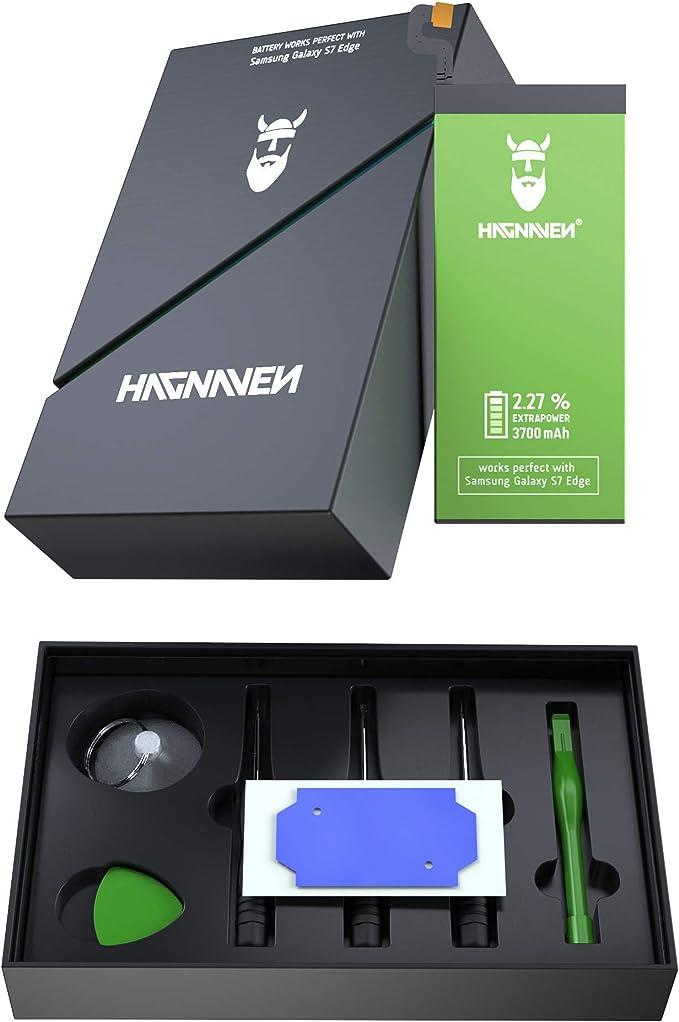 Batería Hagnaven® Li-polímero para Samsung Galaxy S7 Edge SM-G935F ...