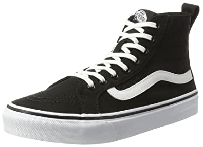 43ef07899 Amazon.com | Vans Women's Sk8-Hi Slim Gore Trainers | Fashion Sneakers