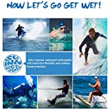 Neoprene Wetsuit Hood Scuba Diving Hood 3MM 5MM for Men Women Youth, Bib Dive Cap Surfing Thermal Hood for Kayaking Snorkeling Swimming Sailing Canoeing Water Sports