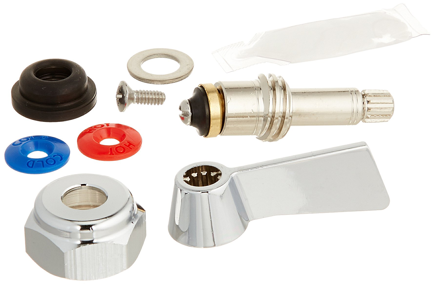 Fisher 3000-0001 Left Hand Swivel Stem Repair Kit