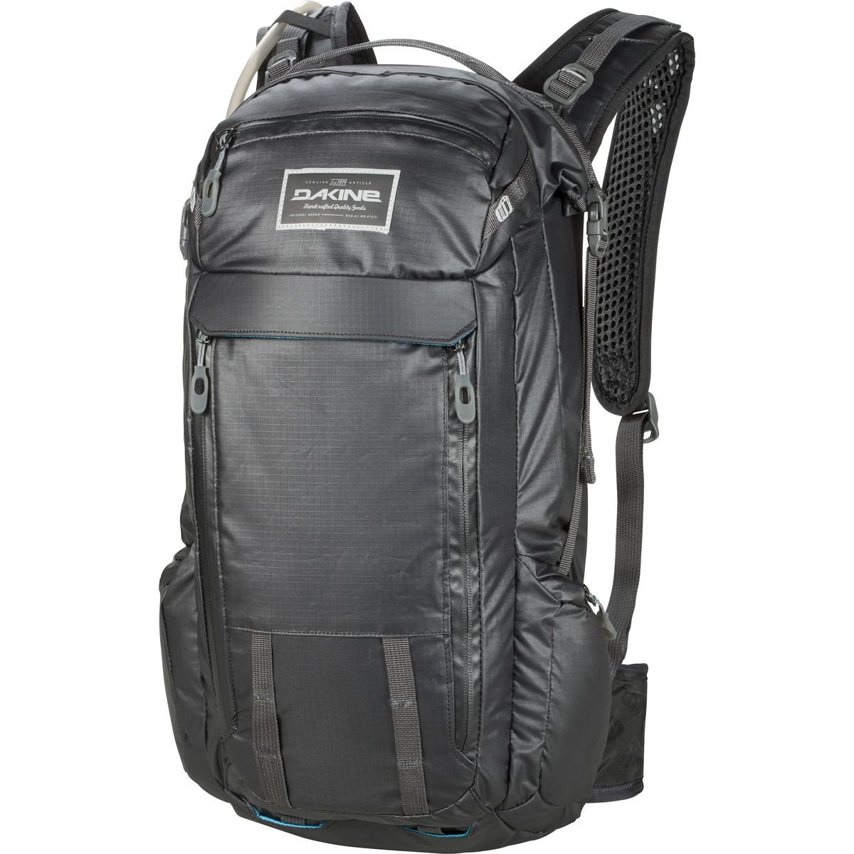 DAKINE Seeker 15L Hydration Pack Without Protector Black, One Size