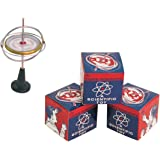 Nostalgic Gyroscope - unleash the mysterious force that seems to defy gravity! (Age 8+)