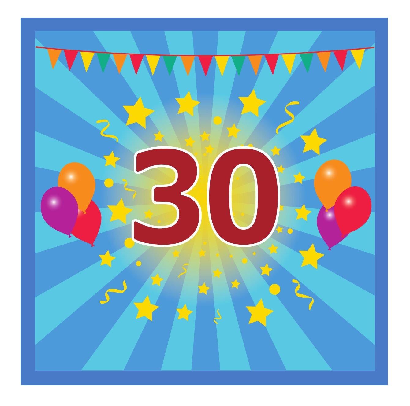 Libro degli invitati per il 30/° compleanno