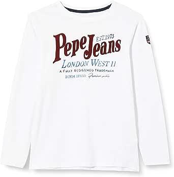 Pepe Jeans Ricky Camiseta para Niños