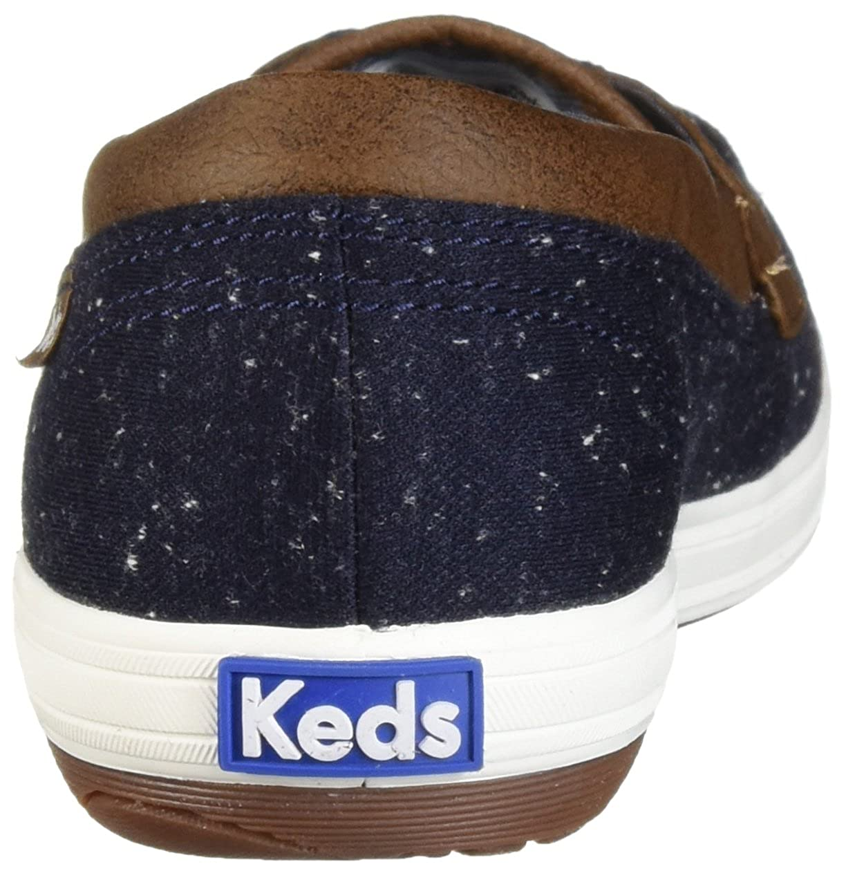 Keds Womens Glimmer Speckled Knit Sneaker
