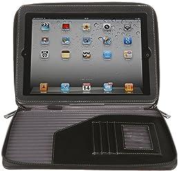 Belford Zip Folio for iPad 2/3/4 by Joseph Abboud