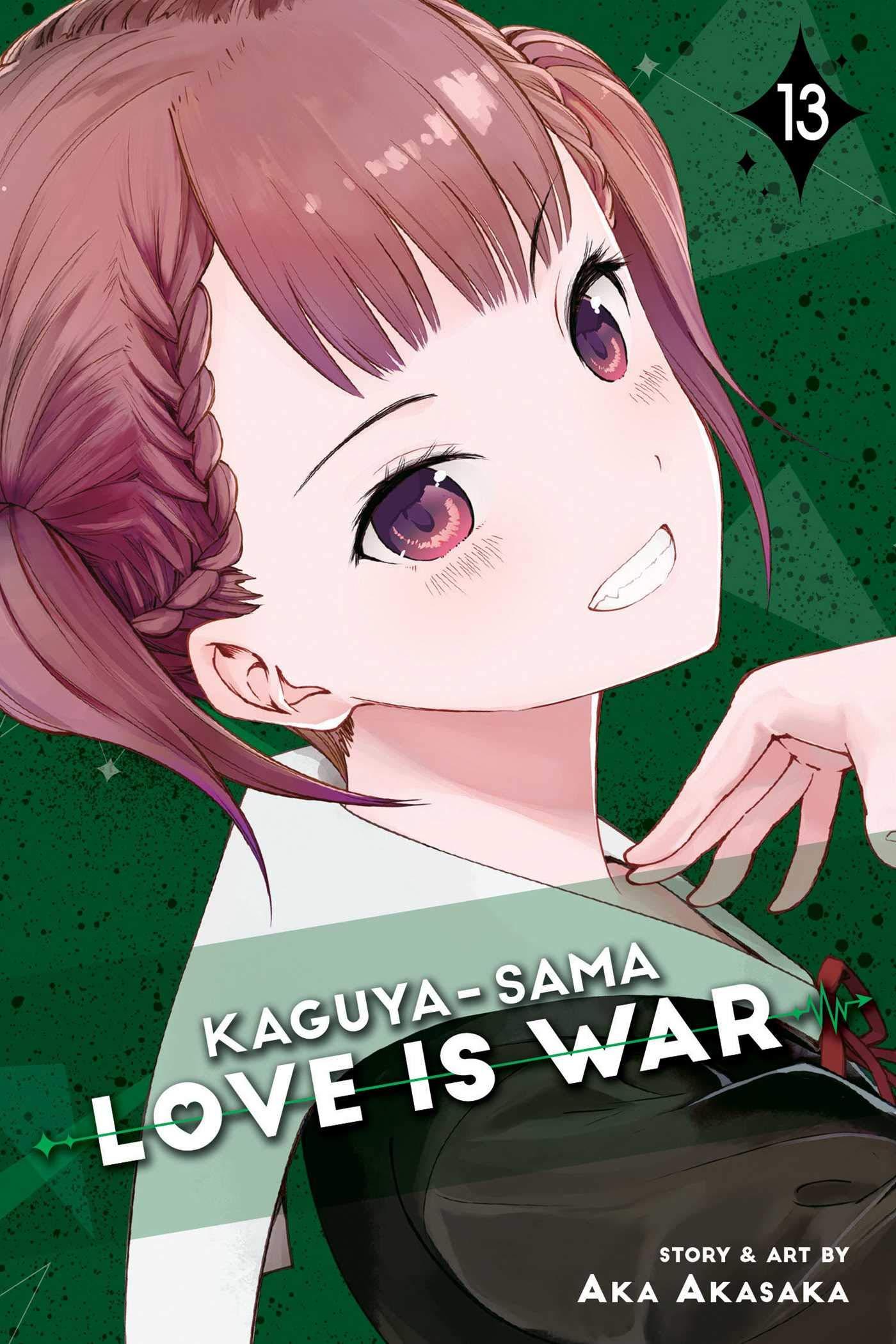 Amazon Com Kaguya Sama Love Is War Vol 13 13 9781974710713 Akasaka Aka Books
