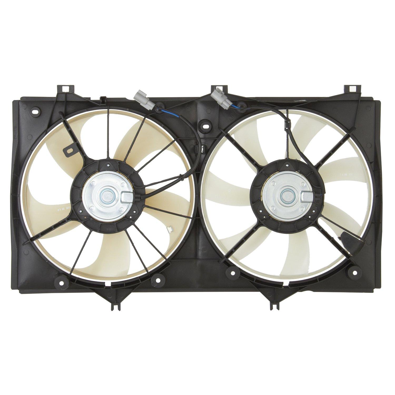Spectra Premium CF20057 Dual Radiator Fan Assembly