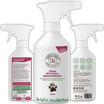 C&G Pets | Rígida para eliminar manchas y olores de mascotas ...