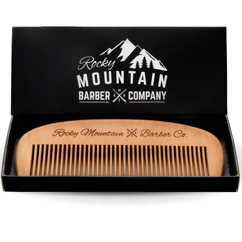 Rocky Mountain Hair Comb