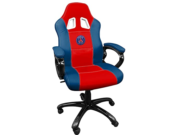 Paris Saint Germain Silla gaming - Sillón gamer de oficina PS4, Xbox One, PC: Amazon.es: Videojuegos