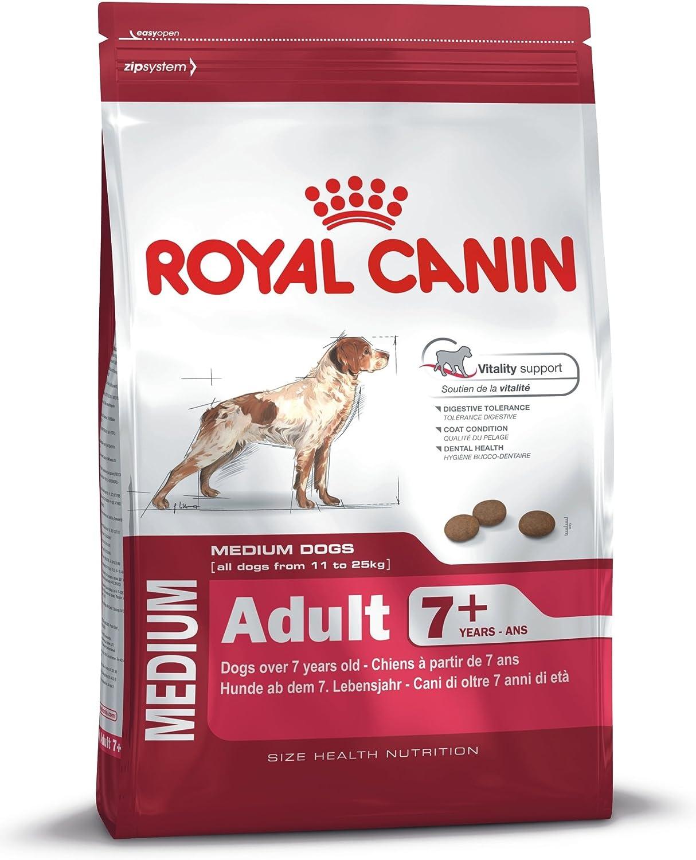 Royal Canin C-08416 S.N. Medium Adult 7+ - 15 Kg