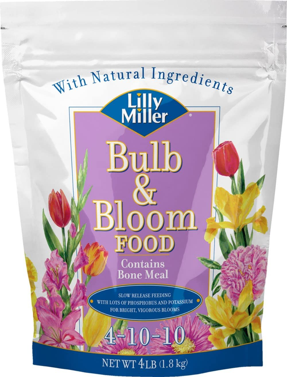 Lilly Miller Bulb & Bloom Food 4-10-10 4lb