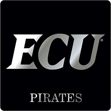 East Carolina Pirates College NCAA Vinyl Car Bumper Vinyl Sticker Decal 4.6/""