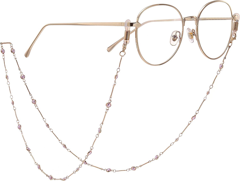 3pcs Reading Glasses Spectacles Sunglasses Glasses Holder Neck Cord Strap ChHI