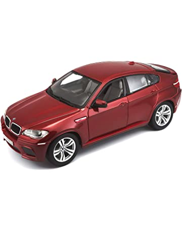 Bburago 18-12081 - Coche BMW X6 M, escala 1:18 (color