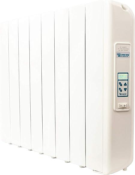 farho Radiador Eléctrico Bajo Consumo Eco D Ultra 1330W (8 ...