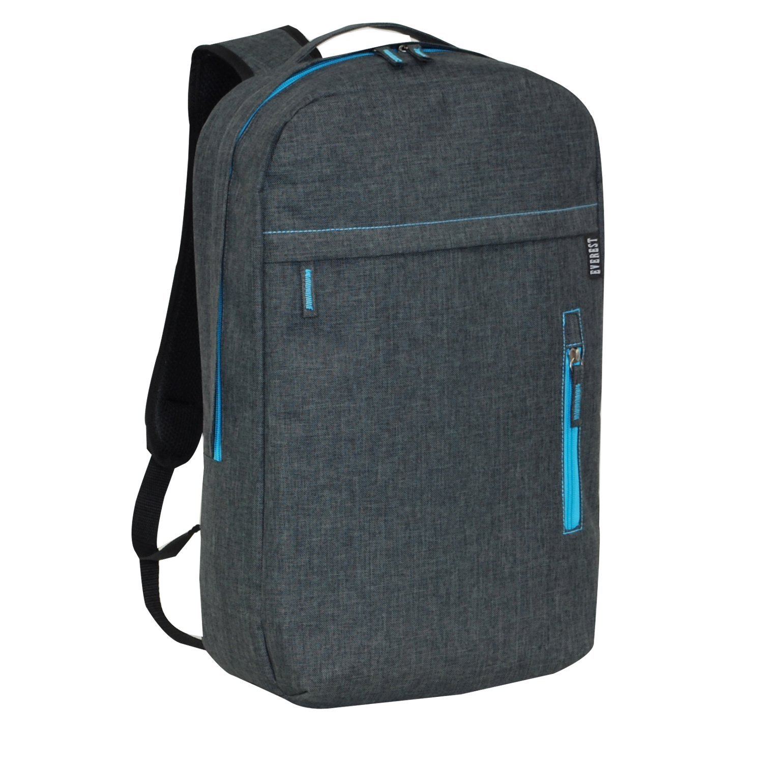 Everest Trendy Lightweight Laptop Backpack, Charcoal, One Size by Everest