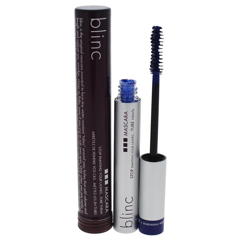 587ffea5b9d Amazon.com: Blinc - Tubing Mascara Original, Extreme Longwear, Dark Blue:  Luxury Beauty