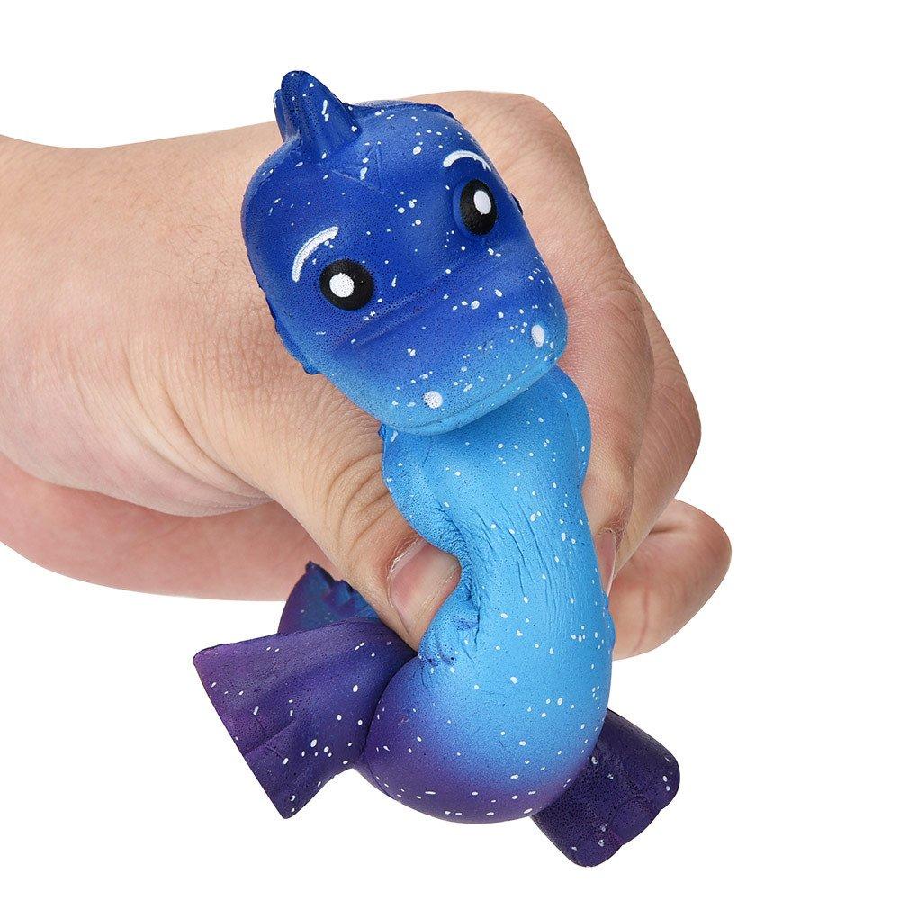 Stern Dinosaurier Dekompression Spielzeug langsam Rebound PU Spielzeug Dekoration Kinderspielzeug Beruhigt Dekompression langsames Mini Rebound Finger Schlüsselring china