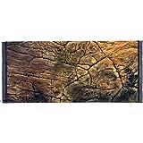 ATG 3D Acuario 80 x 40 Tipo Soporte de Rock telón de Fondo para acuarios y