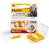 Alpine FlyFit - Earplugs for flying and travel