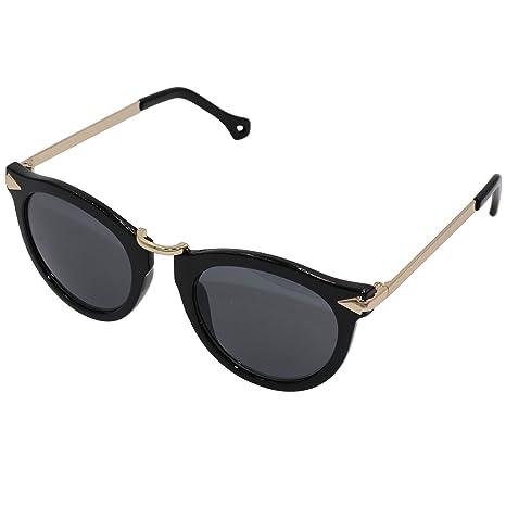 Gweat Arrow Juego Retro Gafas De Sol De Moda: Amazon.es ...