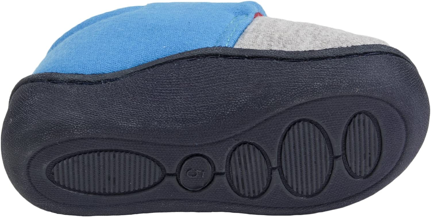 Boys Postman Pat Slippers with Touch Fastening