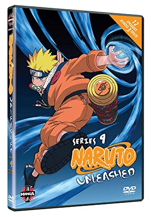 Naruto Unleashed - Series 9 - The Final Episodes DVD 2002 ...