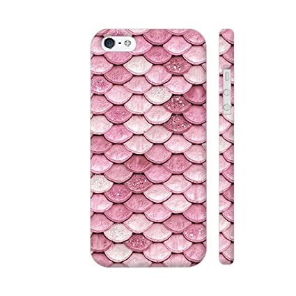 new products 8e3d1 33b8e Colorpur iPhone 5 / 5s Cover - Light Pink Glitter: Amazon.in ...