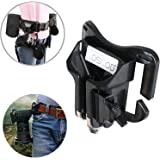 COSCOD Portable DSLR Camera Holster Belt, Hard Plastic Waist Belt Quick Release Buckle Holster - Camera Hanger Clip Holster Holder Fast Loading for Sony A6000 Canon EOS 5d2 Nikon D7100 D7200 D7000 Etc