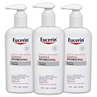 Eucerin Gentle Hydrating Foaming Cleanser - Fragrance Free, Gentle Facial Cleansing...