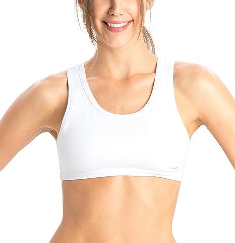 Jockey Women's Cotton Sport Top Camisoles & Vests at amazon