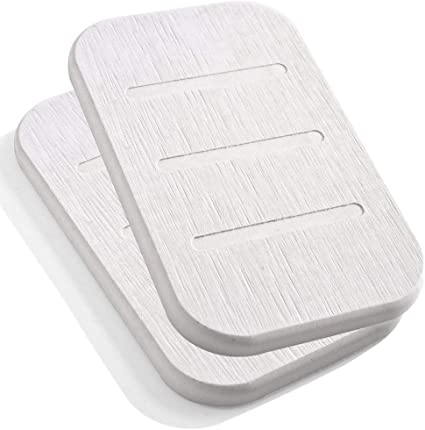 Portable Soap Dish Diatomite Holder Water Absorbent Plant Home Bath Shower MP