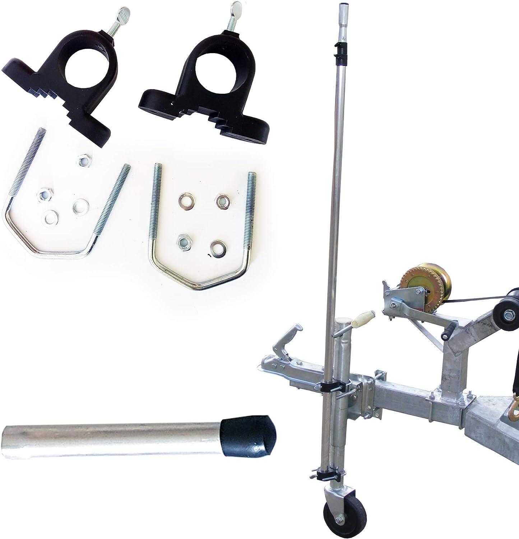 Cablefinder Portátil telescópica Antena mástil Kit – para ...