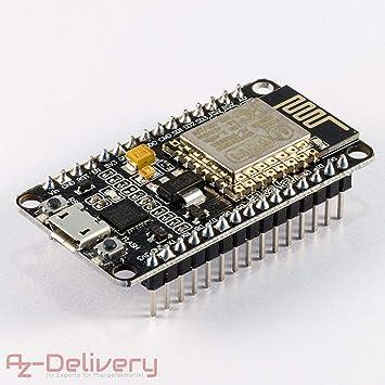 Nodemcu Lua Wifi Internet cosas junta de desarrollo basadas esp8266 Cp2102 módulo
