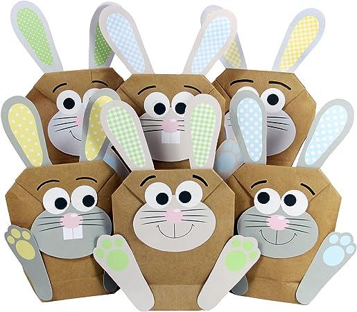 12 Diy Osterhasen Zum Selber Basteln Und Befüllen Ein Geschenk Von Herzen Zu Ostern Osterhase