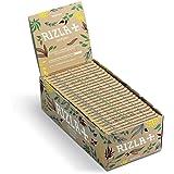 Rizla Regular Natura Zigarettenpapier, 50er Box