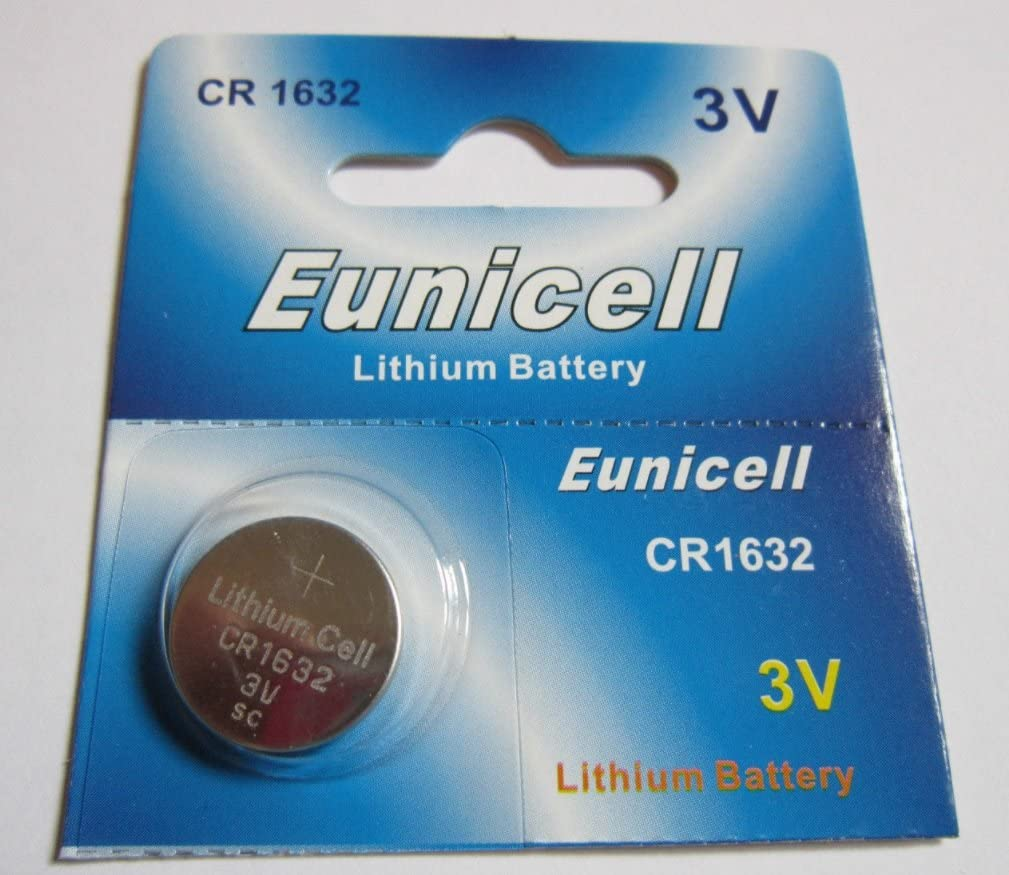 100 X CR1632 DL1632 LM1632 CR 1632 Batteries Button Cells Lithium 3V