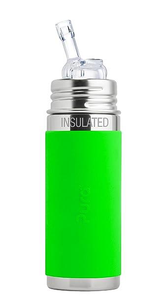 Pura Kiki 9oz/260 ml Stainless Steel Insulated Bottle