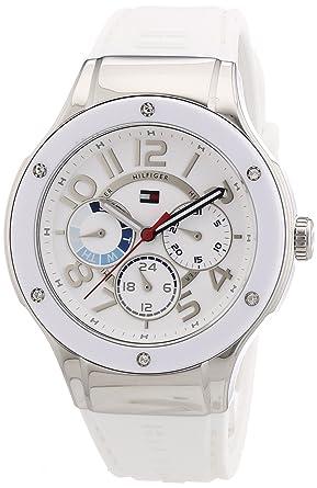 Tommy Hilfiger Watches Damen-Armbanduhr Analog Quarz 1781310  Amazon ... 791ab9aea18