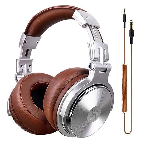 Cuffie da Studio DJ chiuse senza adattatore OneOdio per monitoraggio e  missaggio b202e61ec967