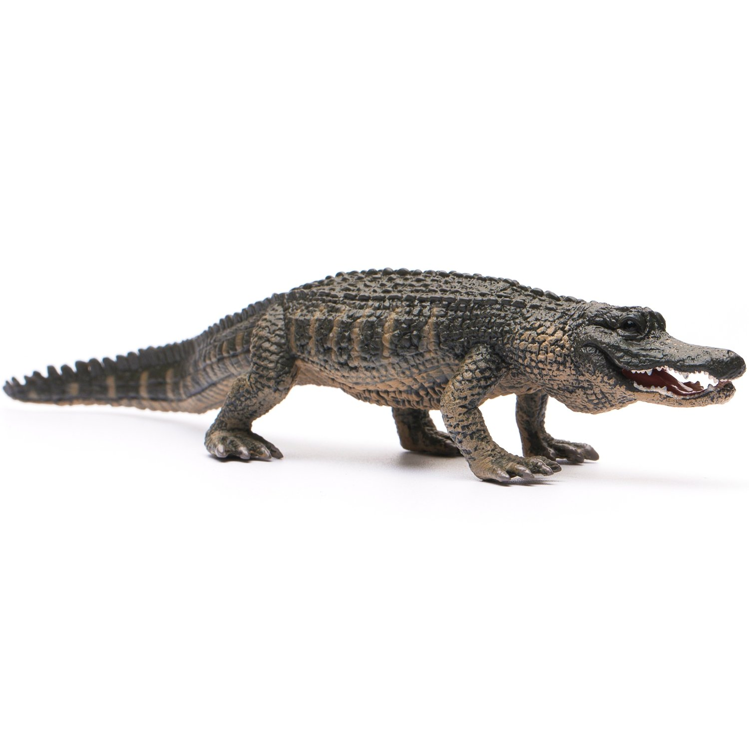CollectA Wildlife American Alligator Toy Figure Authentic Hand Painted Reptile Model