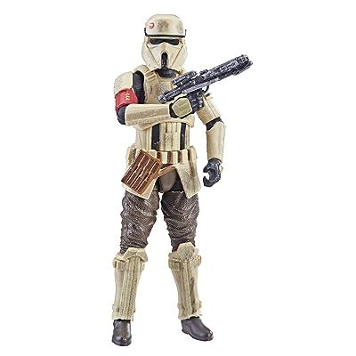 Star Wars SW R1 VIN Scarif Stormtrooper: Toys & Games