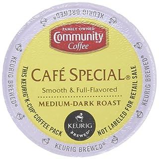 Community Coffee K-Cup Pods, Café Special, 36 Count