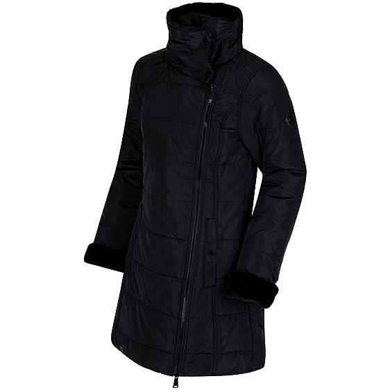 Regatta Women/Ladies Penthea Long length Puffer Jacket at Amazon ...