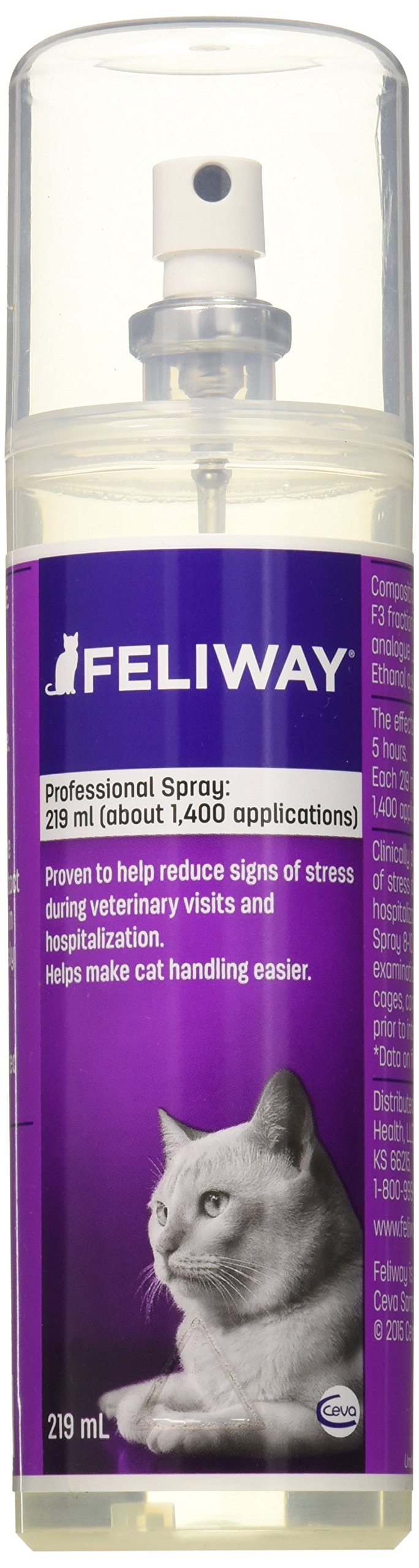 CEVA Animal Health 281020B 219ml Feliway Professional Spray, All sizes