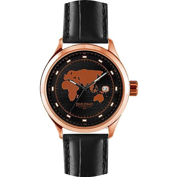 PICONO WD-99-03 - Reloj color negro