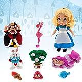 Alice In Wonderland Animators/' Collection Alice 3-Inch PVC Figure